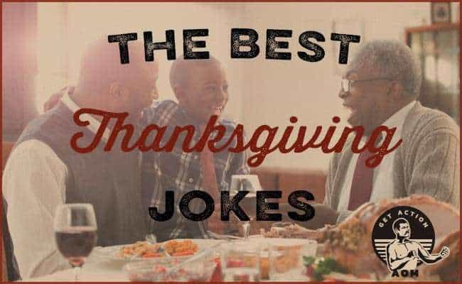 30+ Thanksgiving Jokes for All Ages