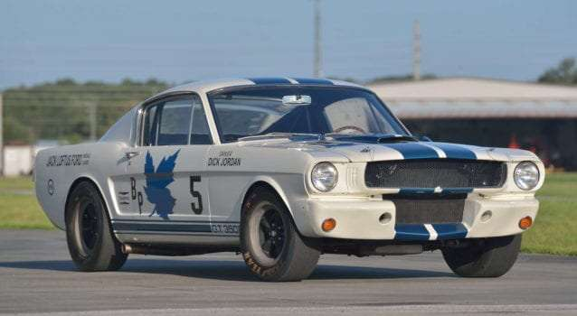 Mecum Kissimmee 2021: 1965 Shelby GT350R Fastback – 1 of 34