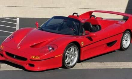 1995 Ferrari F50 USA For Sale: Own an Icon