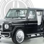 "HOFELE Launches Their ""Ultimate G-Wagon"""