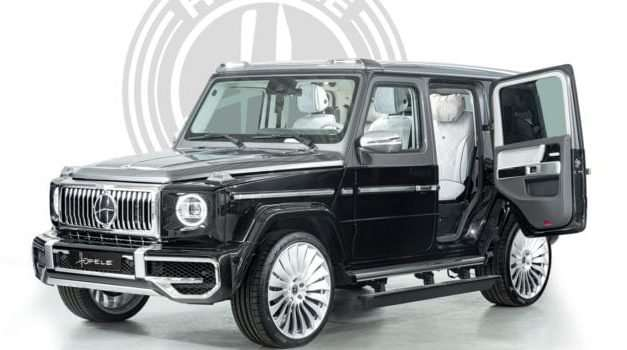 """HOFELE Launches Their """"Ultimate G-Wagon"""""""
