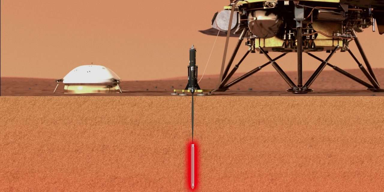InSight's heat probe has failed on Mars. Is the mission a failure?