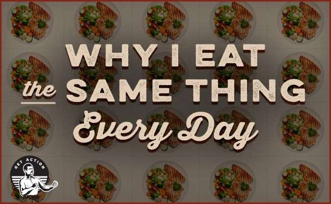 The Groundhog Day Diet: Why I Eat the Same Thing Every Day