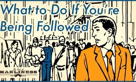 What to Do If You're Being Followed