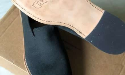 Mark Albert Boots Review: Slippers / Loafers In Black Roughout