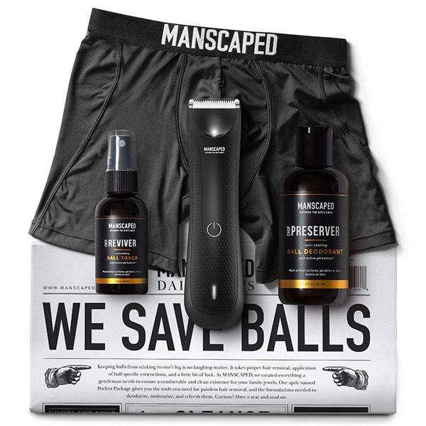 Your Balls Will Thank You Kit