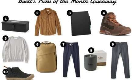 The Huckberry Giveaway: February 2021