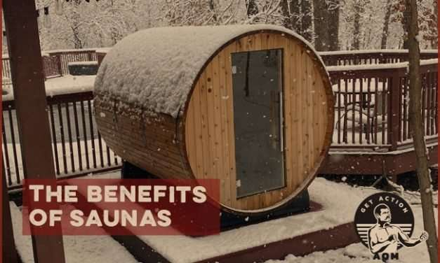 How Saunas Can Help Save Your Body, Mind, and Spirit