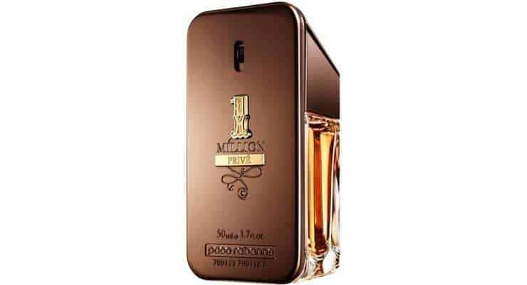 intoxicating men's colognes include 1 million prive