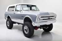BLAZIN' THE TRAIL: Stunning Custom 1971 Chevrolet K5 Blazer