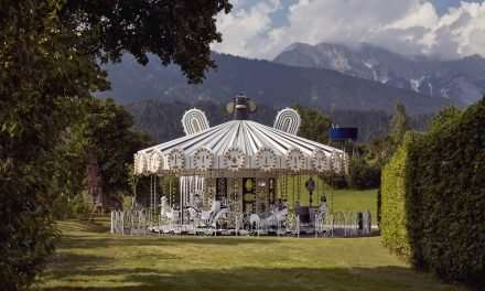 Swarovski Crystal Worlds: An undercover world like no other