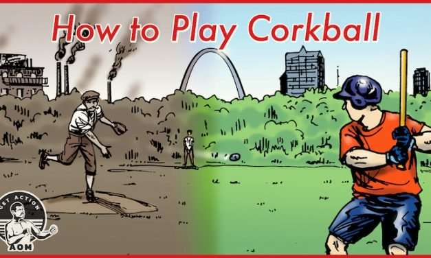 Corkball: The Mutant Baseball Game That's a St. Louis Tradition