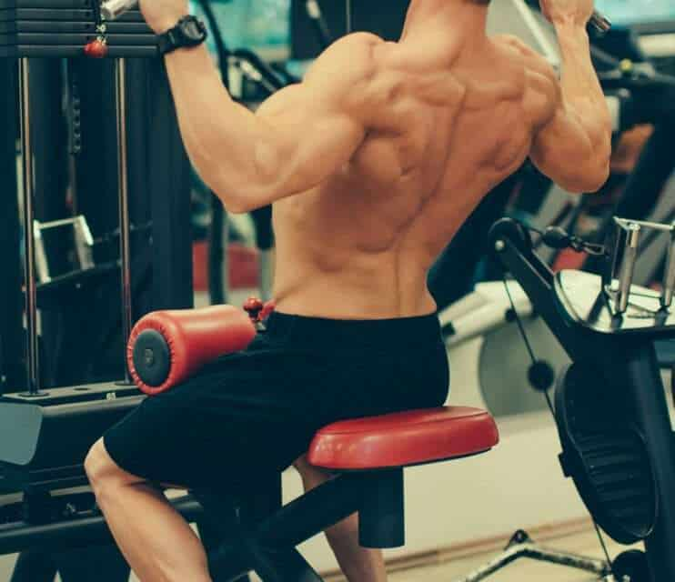 Get a V-Taper With Lat Pulldowns
