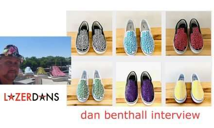 The Latest Hype Sneakers by Fashion Designer Dan Benthall