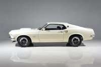 THE BOSS' CAR: A Wimbledon White 429 offered with No Reserve