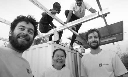 D-Lab project leads to solar career in Africa