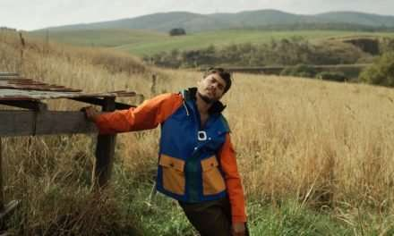 Nathan McGuire Ventures Outdoors for Desire Homme Cover Story
