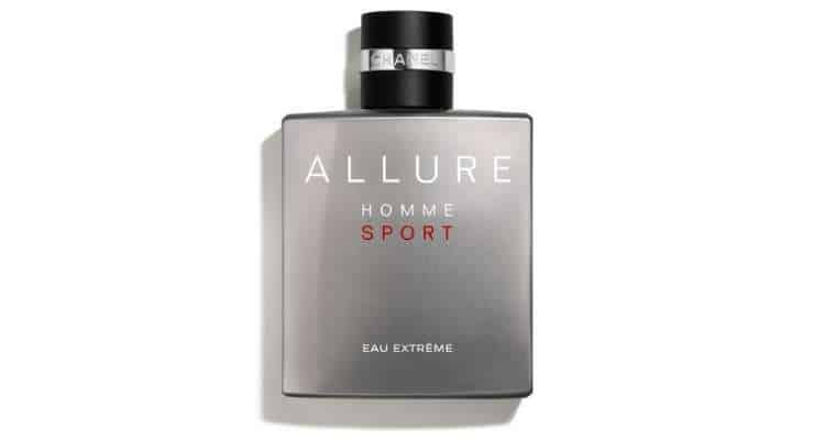 intoxicating men's colognes include allure homme sports extreme