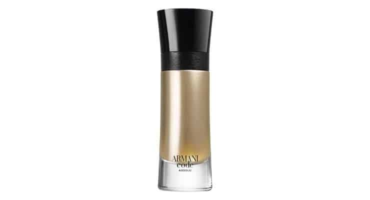 intoxicating men's colognes include armani code absolu