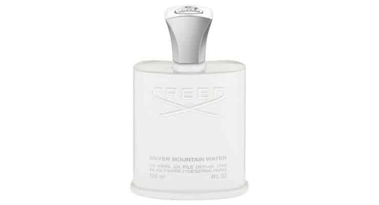 intoxicating men's colognes include creed silver mountain water
