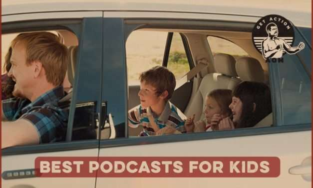 5 Great Podcasts for Kids (That Are Enjoyable for Parents Too!)