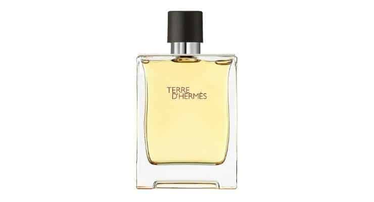 intoxicating men's colognes include terre d'hermes