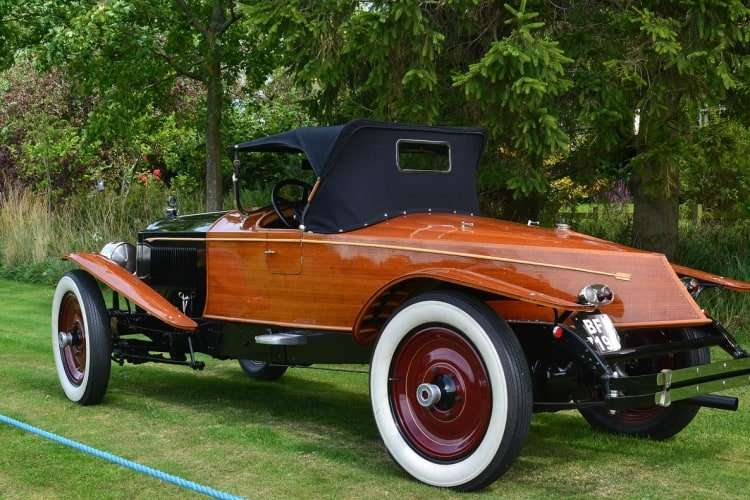 'Lost Marques' to be Celebrated at 2021 London Concours