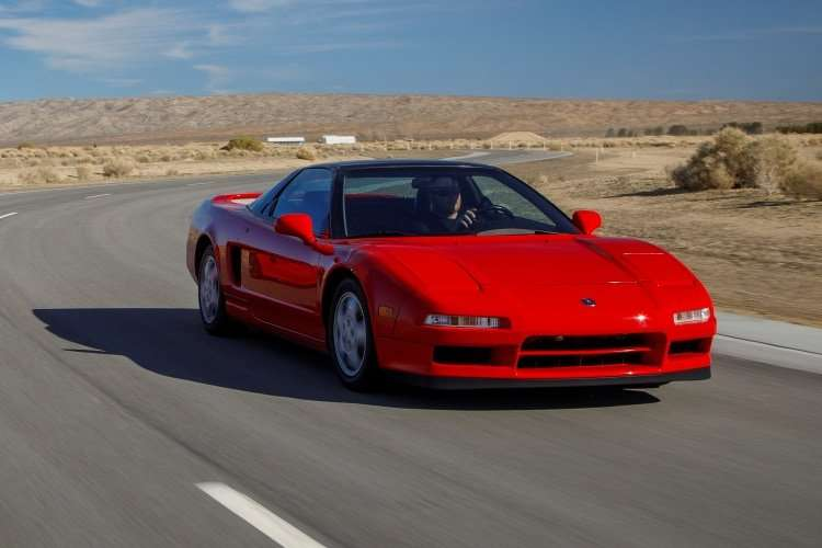 Acura NSX is one of the best sports cars under 100K