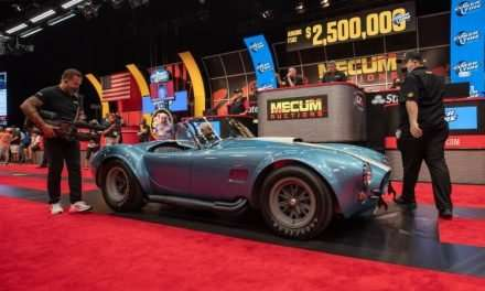 Mecum Indy 2021 Auction – Top 10 Results