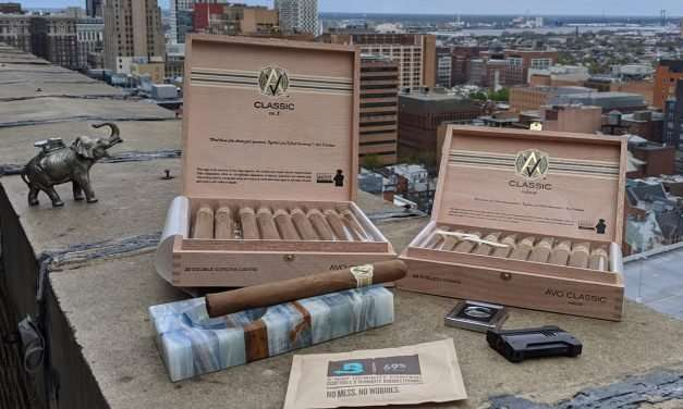 Avo Classic Dominican Cigar Review