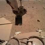 Clever Trick Used to Clean off InSight's Solar Panels and Boost its Power