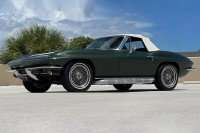 HIGHLY OPTIONED: This Matching-Numbers 1967 Corvette Will Take to the Streets in Style