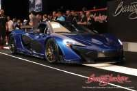 """Barrett-Jackson's Las Vegas Auction Soars with Record $48 Million in Sales, Historic Collector Car NFT Sale and Celebrity Guests, Including  """"Mr. Las Vegas"""" Wayne Newton"""