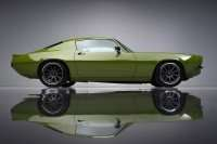 RETURN OF THE GRINCH: This custom 1970 Camaro is mean in all the best ways