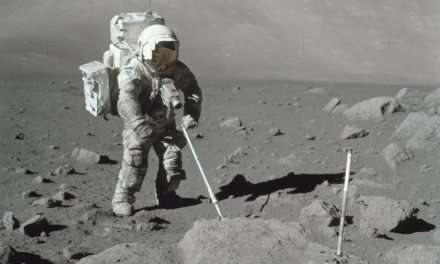 Apollo 17 Astronauts Brought Home Samples From the Oldest Impact Crater on the Moon