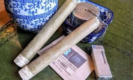 Rocky Patel The Edge Candela Cigar Review