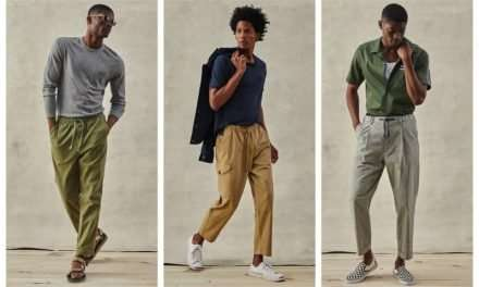 Todd Snyder Highlights Off-Duty Style with Essential Pants