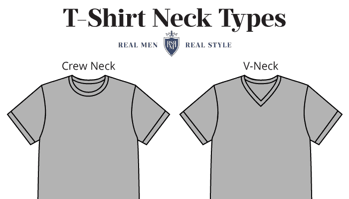 tshirt tip - know your style