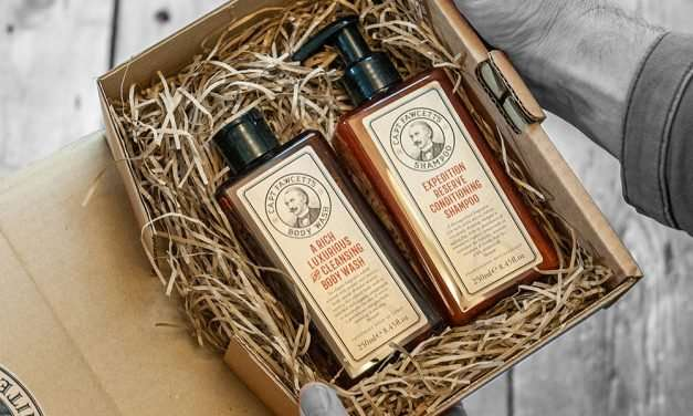 CAPTAIN FAWCETT LAUNCHES 3 NEW GIFT SETS FOR FATHER'S DAY