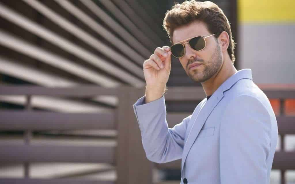 How To Buy Men's Sunglasses | Choose A Perfect Pair Of Shades For Your Face Shape