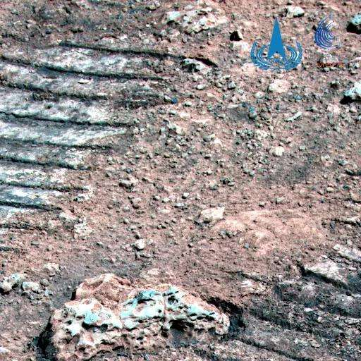 New Images of Mars From China's Rover