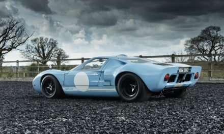Final Ford GT40 Ever Made to go on Sale