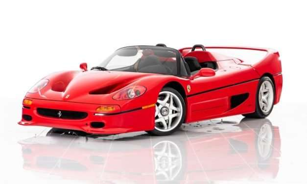 Ferrari F50 – An Underated Supercar for the Thrill-Seeking Enthusiast