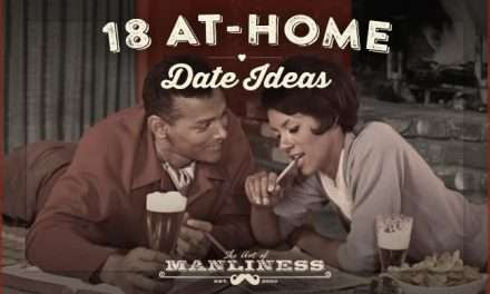 18 Great At-Home Date Night Ideas