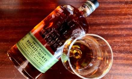 Bulleit Rye Frontier Whiskey Review