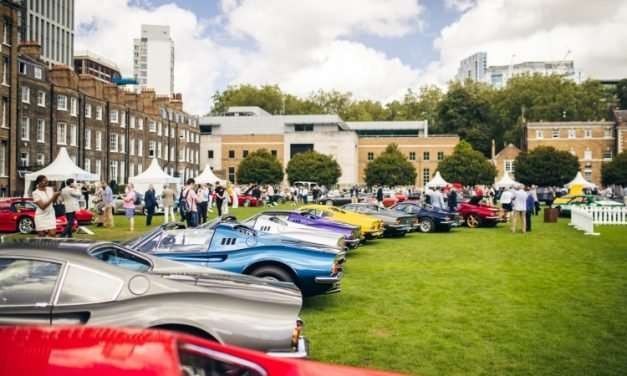 Iconic British Design Class to Feature at the 2021 London Concours