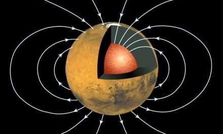 Does Mercury Have a big Iron Core Because it's so Close to the Sun's Magnetic Field?