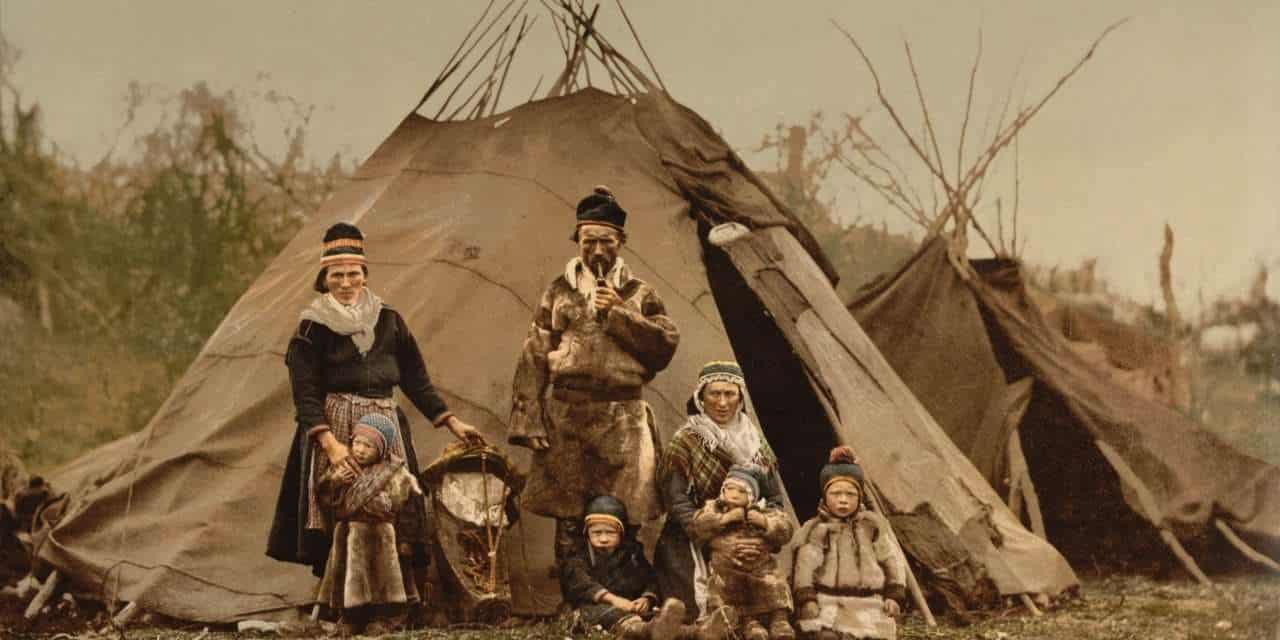 Why your next family tent should be a tipi