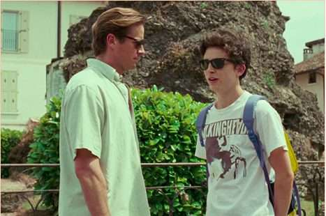 Why Your Summer Wardrobe Should Be Taking Notes from Call Me By Your Name