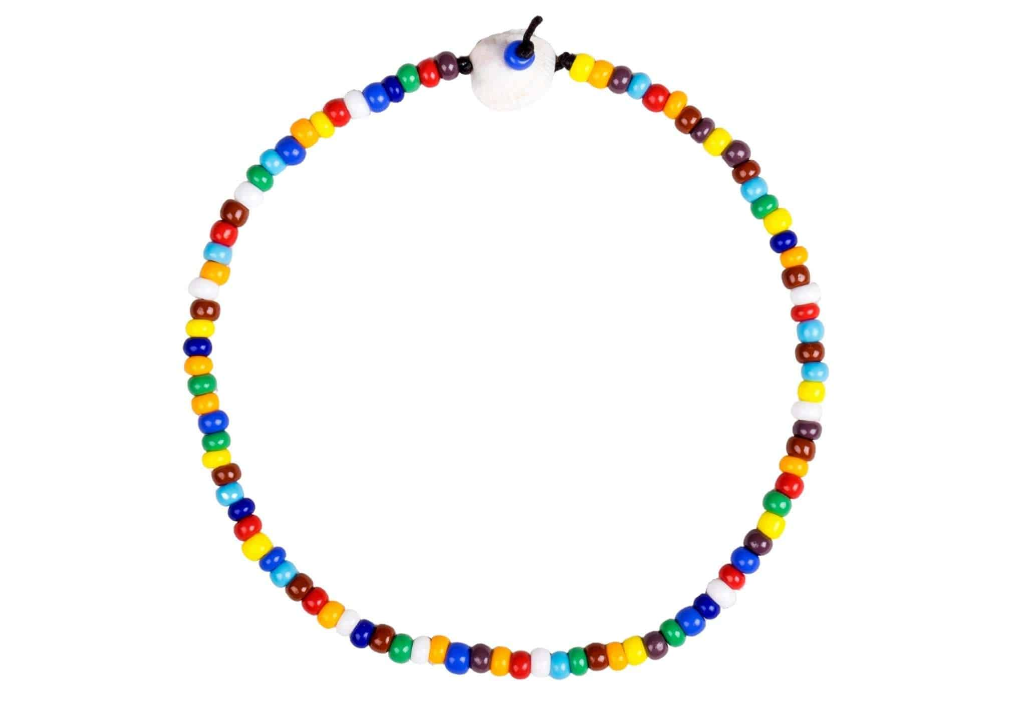 men's necklace in a choker style